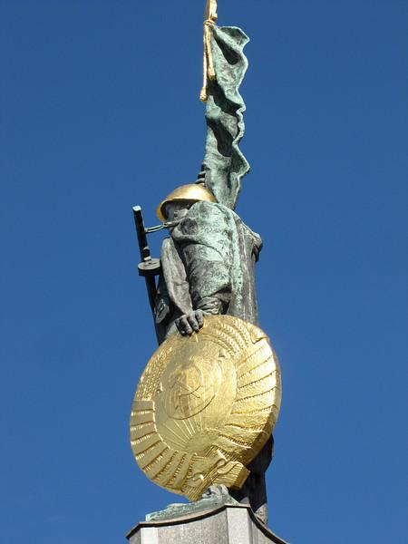 23-Liberation Monument detail