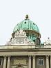 11-Dome of Hofburg over Michaeler Platz entry