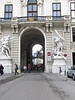 16-Looking back, through the gate from Michaeler Platz