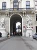 16-Looking back, through the gate from Michaeler Platz