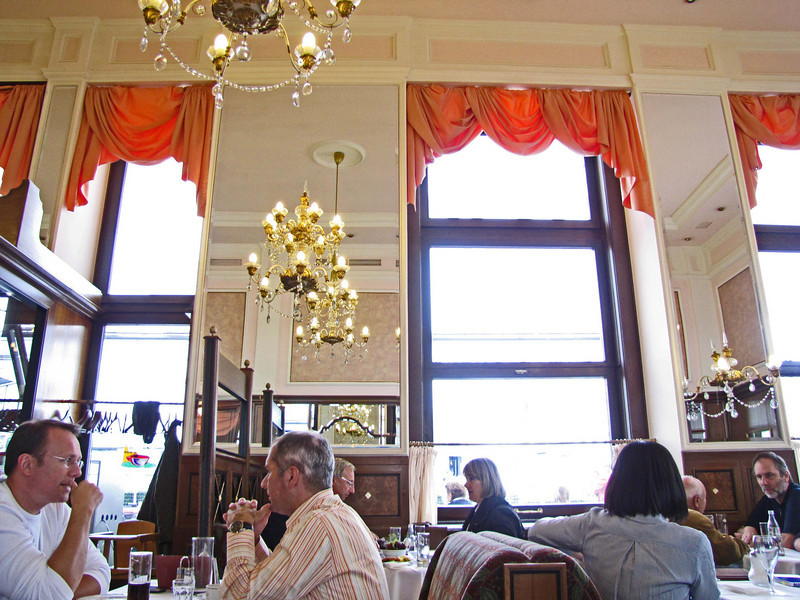 38-From my table in Cafe Mozart