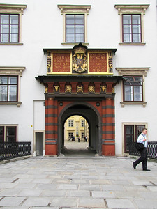 17-The Swiss Gate (name refers to the Swiss Guards employed by Maria Theresa, 18th century)