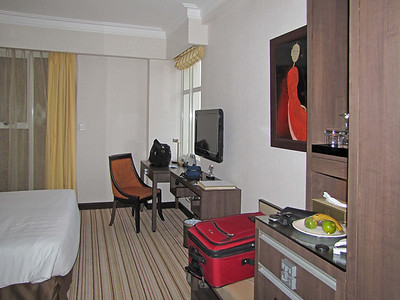 01-Silk Path Hotel, my room