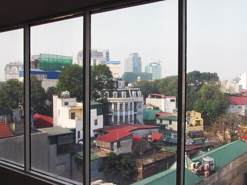 33b-Hanoi from Silk Path Hotel elevator lobby