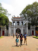 61-the Temple of Literature, Vietnam's first university, 1070