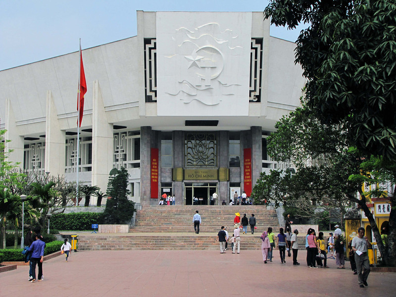 56-Ho Chi Minh Museum