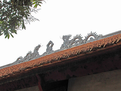 69-Roof ridge detail.