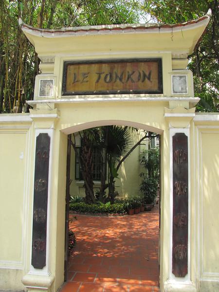 78-Le Tonkin Restaurant