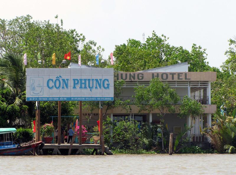 48-A shoreline hotel