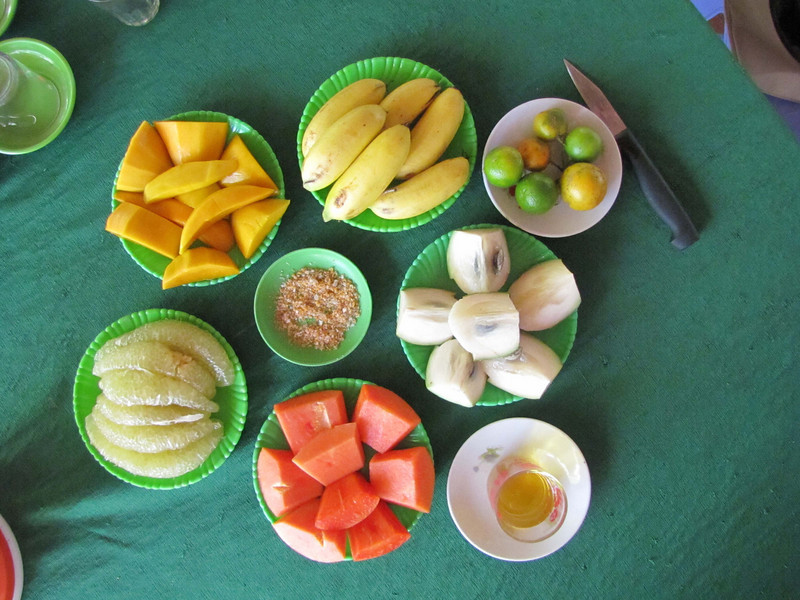 40-Sampling local fruit