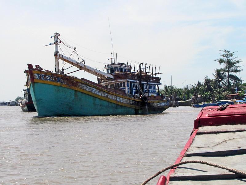 13-On the Mekong