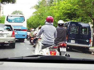 79-Traffic, HCMC