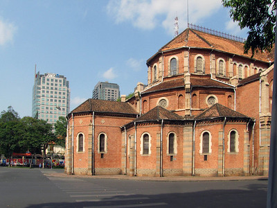 26-Cathedral, NW apse