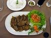 15-Beef and noodles at La Taverne