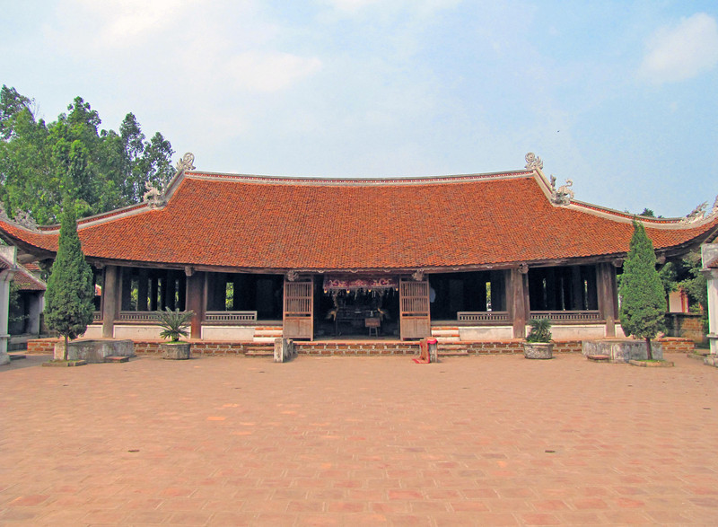 19-Mung Phu Temple, Duong Lam Village
