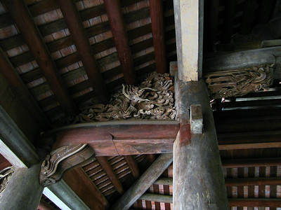 24-Ceiling, beam infill, carvings