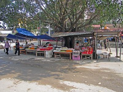 35-Market opposite pagoda