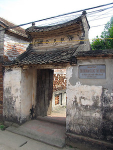 "29-To ""the Church of the Calamity of Giang Van Minh, cultural and historic relics."""