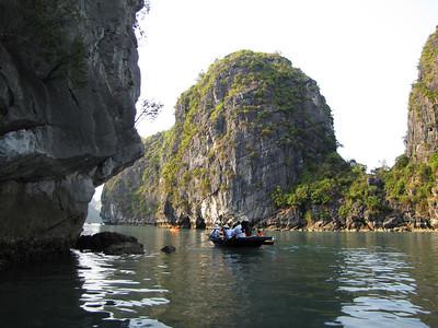 7-Ha Long Bay, Vietnam