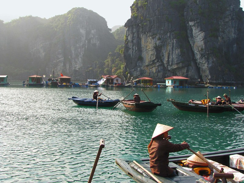 50-Vong Vieng Fishing Village