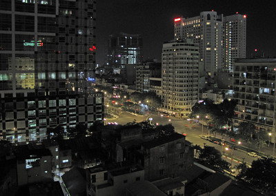 54-Ho Chi Minh City (HCMC or Saigon) from my Duxton Hotel room