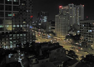54-Ho Chi Minh City (HCMC or Saigon) from my Duxton Hotel room