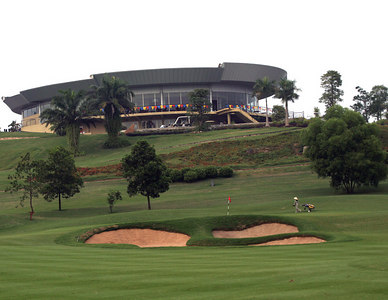 Golf -- Chi Linh Star GC, VN.
