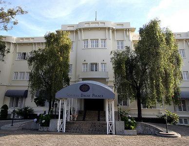 Dalat, VN.  The Sofitel Dalat Palace hotel