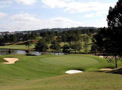 Golf -- Dalat Palace CC in Dalat, VN
