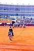 MARCH OF THE TOREROS<br /> The Spanish bullfight is a highly ritualized three-stage performance. This is just the opening act, where the participants parade into the arena to pay honor to the presiding dignitary.