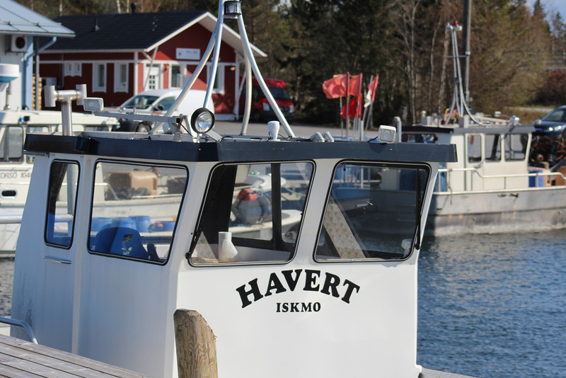 Lots of people have boats, for easier access to the Kvarken Archipelago.