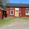 I got to visit the Finnish version of a pioneer village.  The grounds can also be rented out for events.