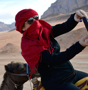 Laura of Arabia
