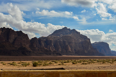 Wadi Rum Desert - spectacular, amazing, awesome, epic... there don't seem to be enough adjectives to really describe the experience.