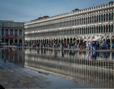 St. Mark's Square, Venice Italy
