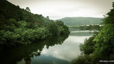 Rio Miño, Orense, Spain