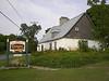 "An inn on Ile d'Orleans, ""our island"" where we camped"