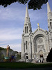 We visited the famous Saint Anne de BeauPre Cathedral, Quebec (on St. Anne's Day)