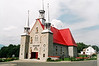 Ste. Famille-- a larger church on East end of Ile d'Orleans