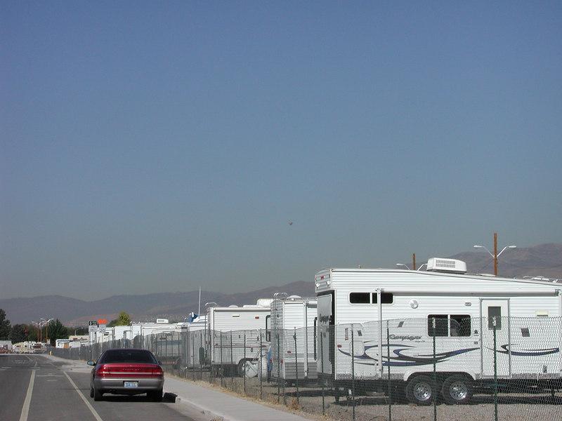 UFO's ovr Reno, NV.