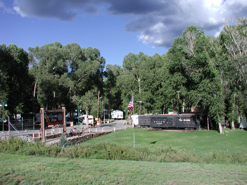 Campground at Chama