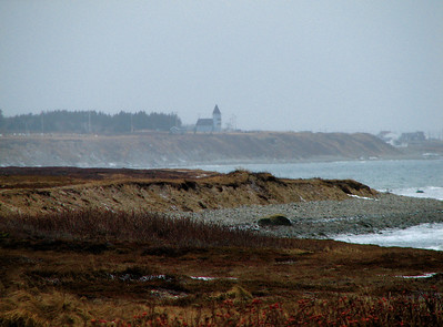 View of Fort Petrie from Low Point Lighthouse