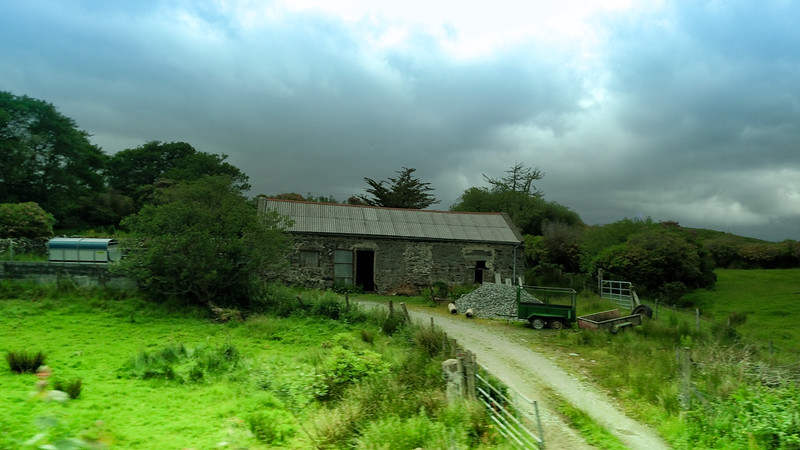 Countryside home in Inagh Valley