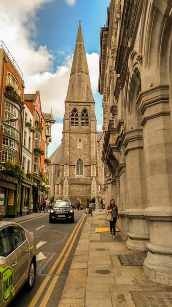 Dublin Skinny Street