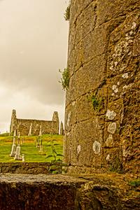 Clonmacnoise, Moody Day