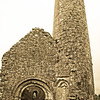 Clonmacnoise; they knew how to Built to Last