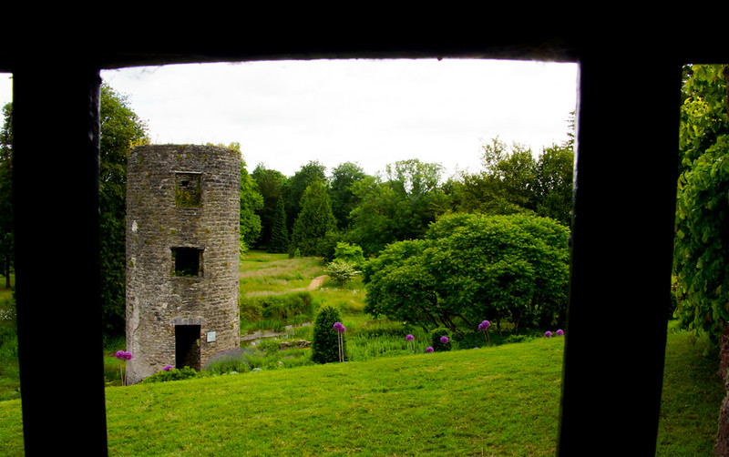 Blarney Stone; Tower with a View