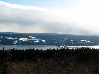 Inverness, NS - December 2009
