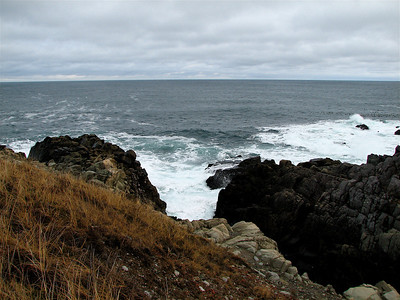 Louisbourg Lighthouse Point - December 2009