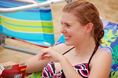 Helen on the Beach